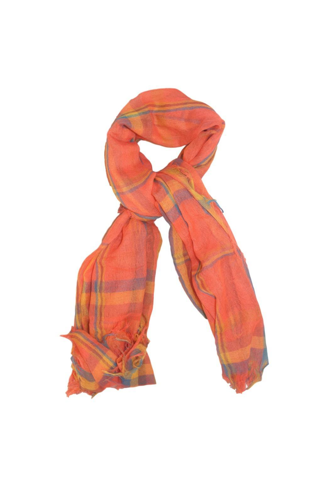 2 chic perfectly plaid scarf from arkansas by leovena