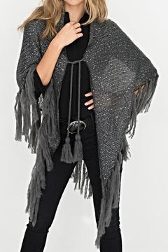 2 Chic Shimmer Knit Wrap - Product List Image