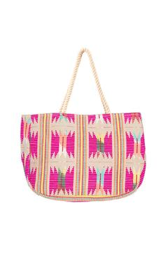 Shoptiques Product: Pink Beach Tote