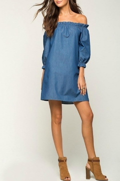 2 Hearts Cate Denim Dress - Alternate List Image