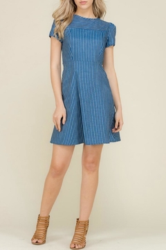 2 Hearts Katie Denim Dress - Alternate List Image
