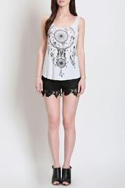 No Rest for Bridget Dreamcatcher Tank - Front full body