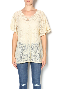 2B Together Lace Loose Tunic - Product List Image
