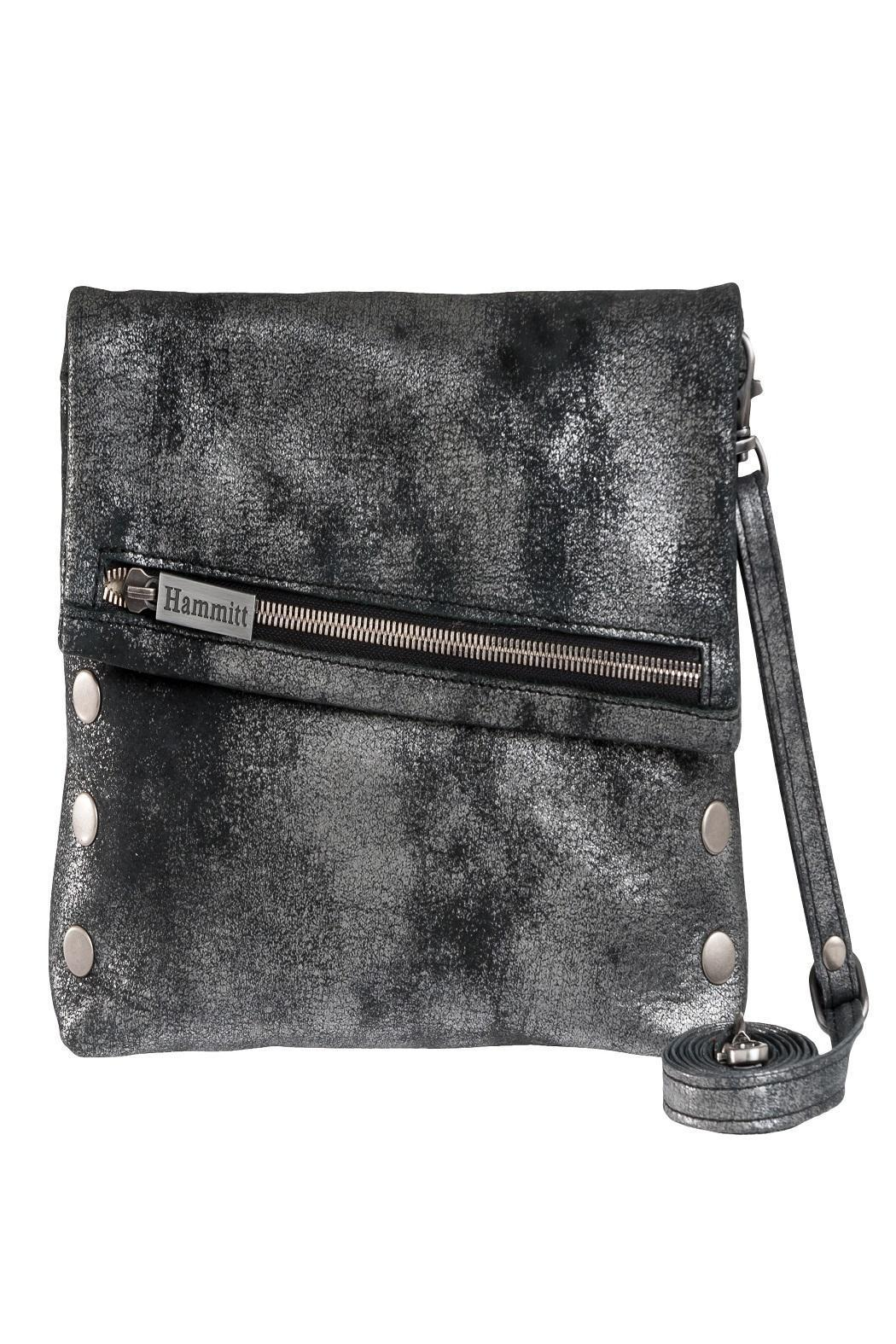 Hammitt Los Angeles Leather Crossbody Bag - Front Cropped Image
