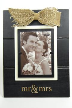 Mud Pie Mr. & Mrs. Frame - Product List Image