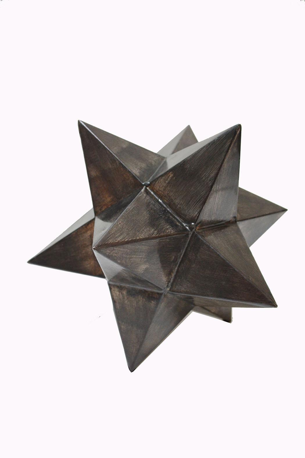 Mercana Pewter Star-Large - Front Cropped Image