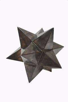 Shoptiques Product: Pewter Star-Large