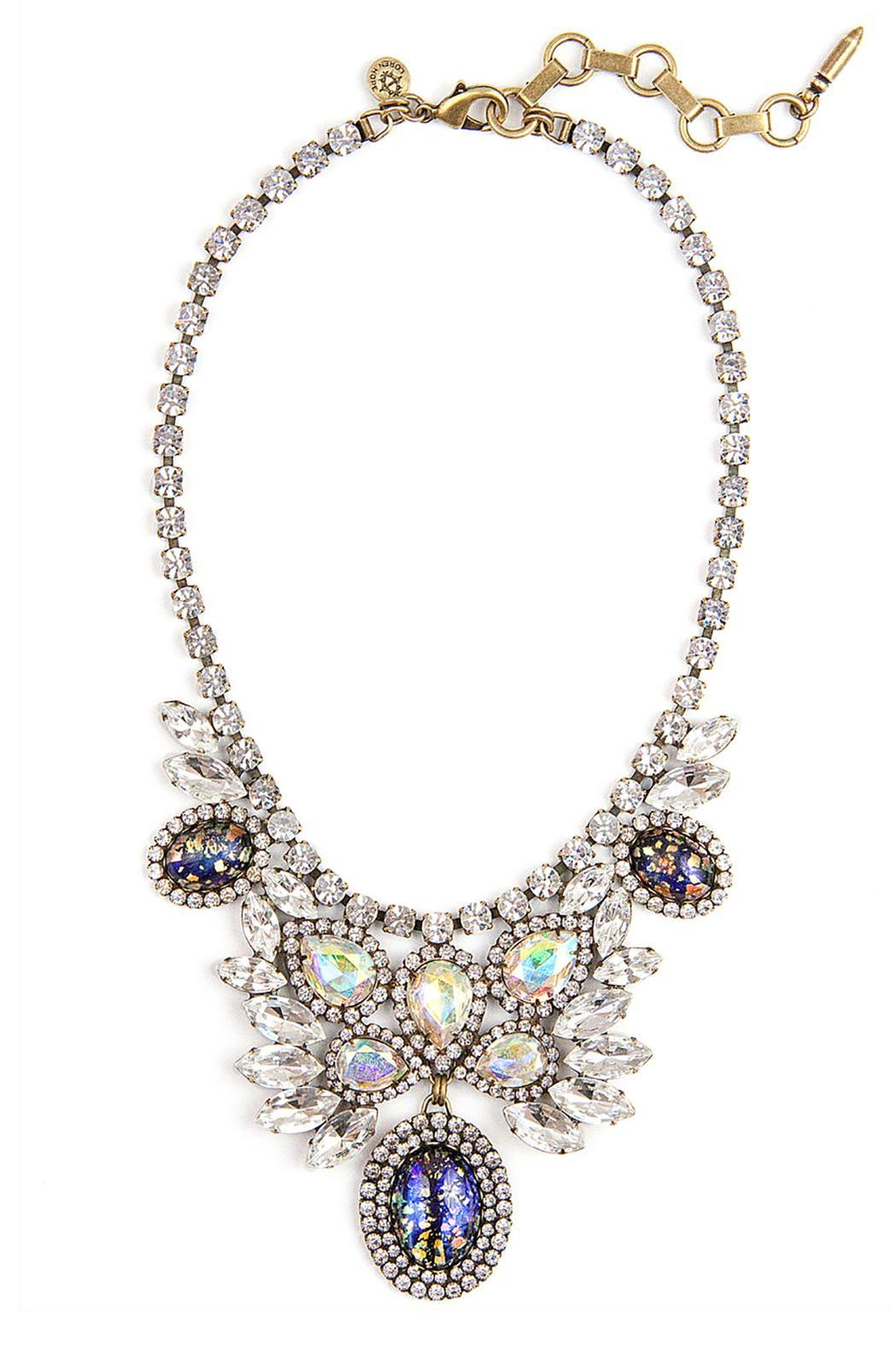 Loren Hope Lola Pixie Necklace - Front Cropped Image