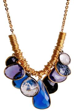 Catherine Paige Alize Blues Necklace - Alternate List Image