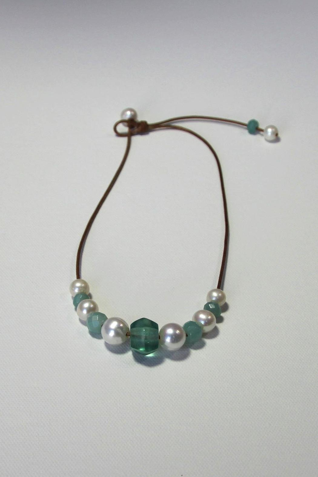 Lily Chartier Pearls Beachy Necklace - Main Image