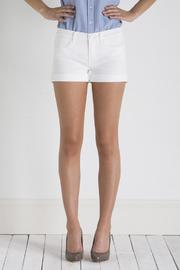 Henry & Belle White Ideal Short - Front cropped