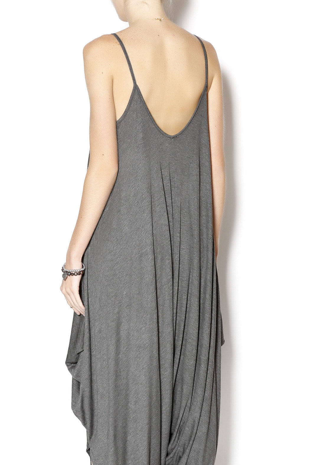 Love in  Genie String Jumpsuit - Back Cropped Image