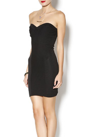 MinkPink Crawford Strapless Mini Dress - Product Mini Image
