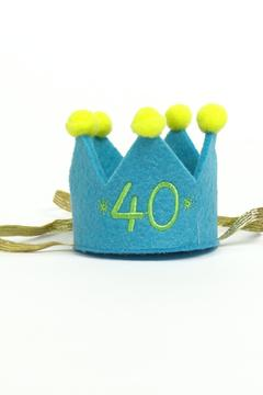 Mud Pie 40th Birthday Crown - Product List Image