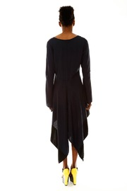 kailash Asymmetrical Tunic - Side cropped