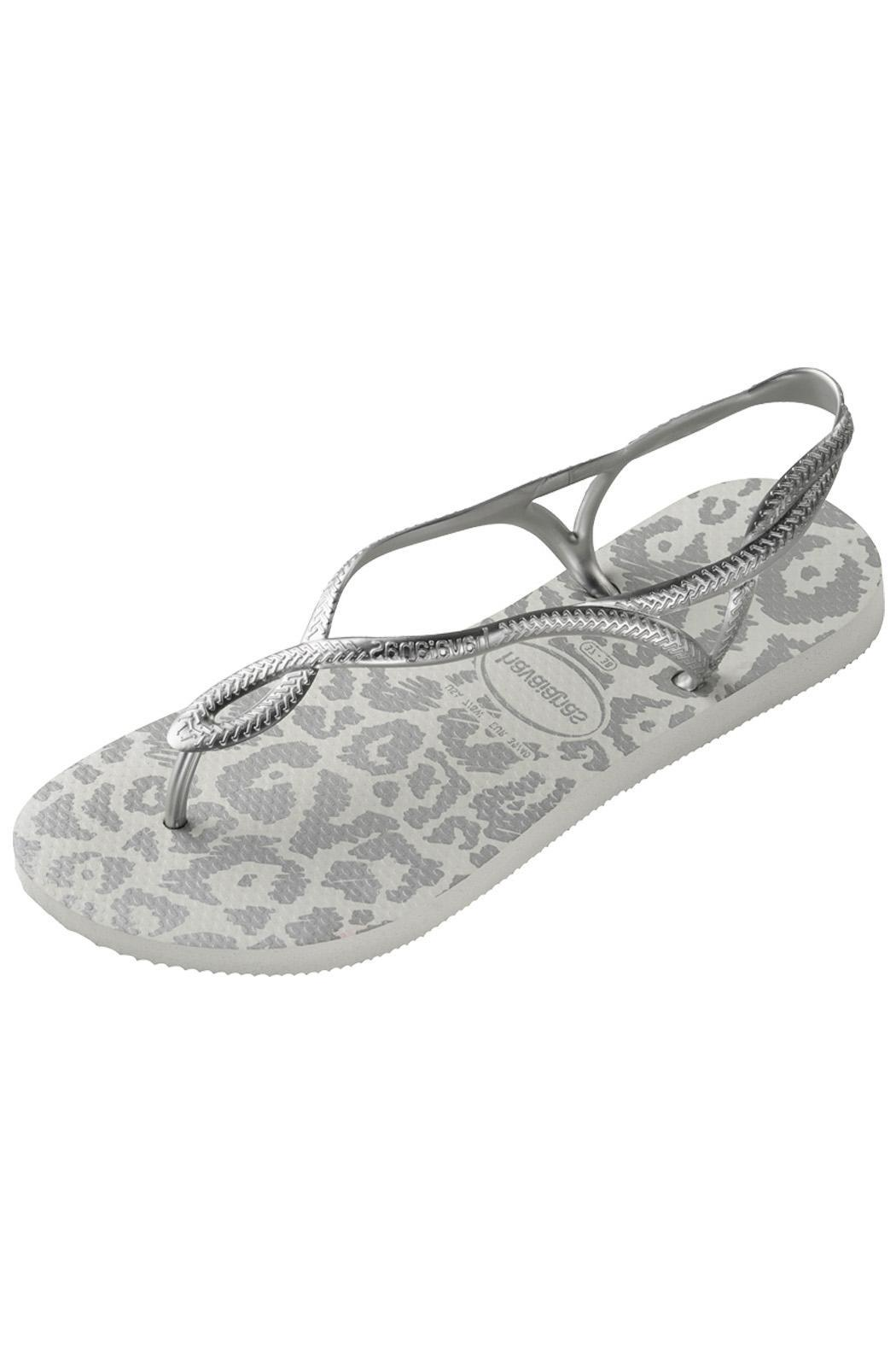 541d161d8862d4 Havaianas Luna Animal Sandal from Nebraska by Post   Nickel — Shoptiques