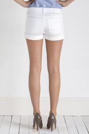 Henry & Belle White Ideal Short - Back cropped