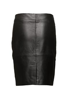 2nd Day Cecilia Leather Skirt - Alternate List Image