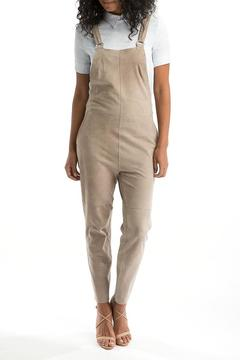 2nd Day Suede Overalls - Product List Image