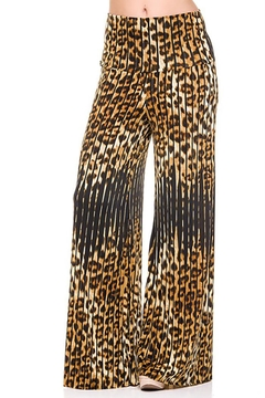 Shoptiques Product: Animal Print Palazzo