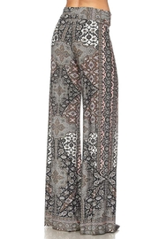 2NE1 Apparel Grey Multi Palazzo - Other