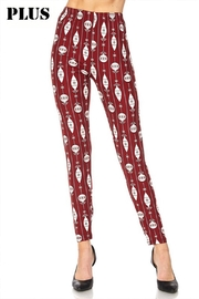 2NE1 Apparel Holiday Leggings Plus - Front cropped