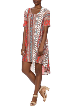 2Tee Couture Boho Heather Dress - Product List Image