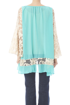 2Tee Couture Mint Ashley Top - Alternate List Image
