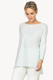Lilla P 3/4 Sleeve Boatneck Tunic - Product Mini Image