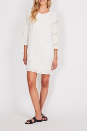 Dry Lake 3/4 Sleeve Dress - Product Mini Image