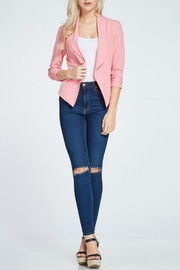 Rosette 3/4 Sleeve Jacket - Product Mini Image