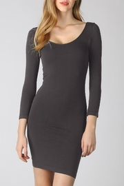 Nikibiki 3/4-Sleeve Seamless Dress - Product Mini Image