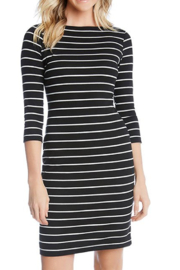 Karen Kane 3/4 Sleeve Sheath Dress - Product Mini Image