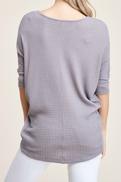 Staccato 3/4 Sleeve Top - Alternate List Image