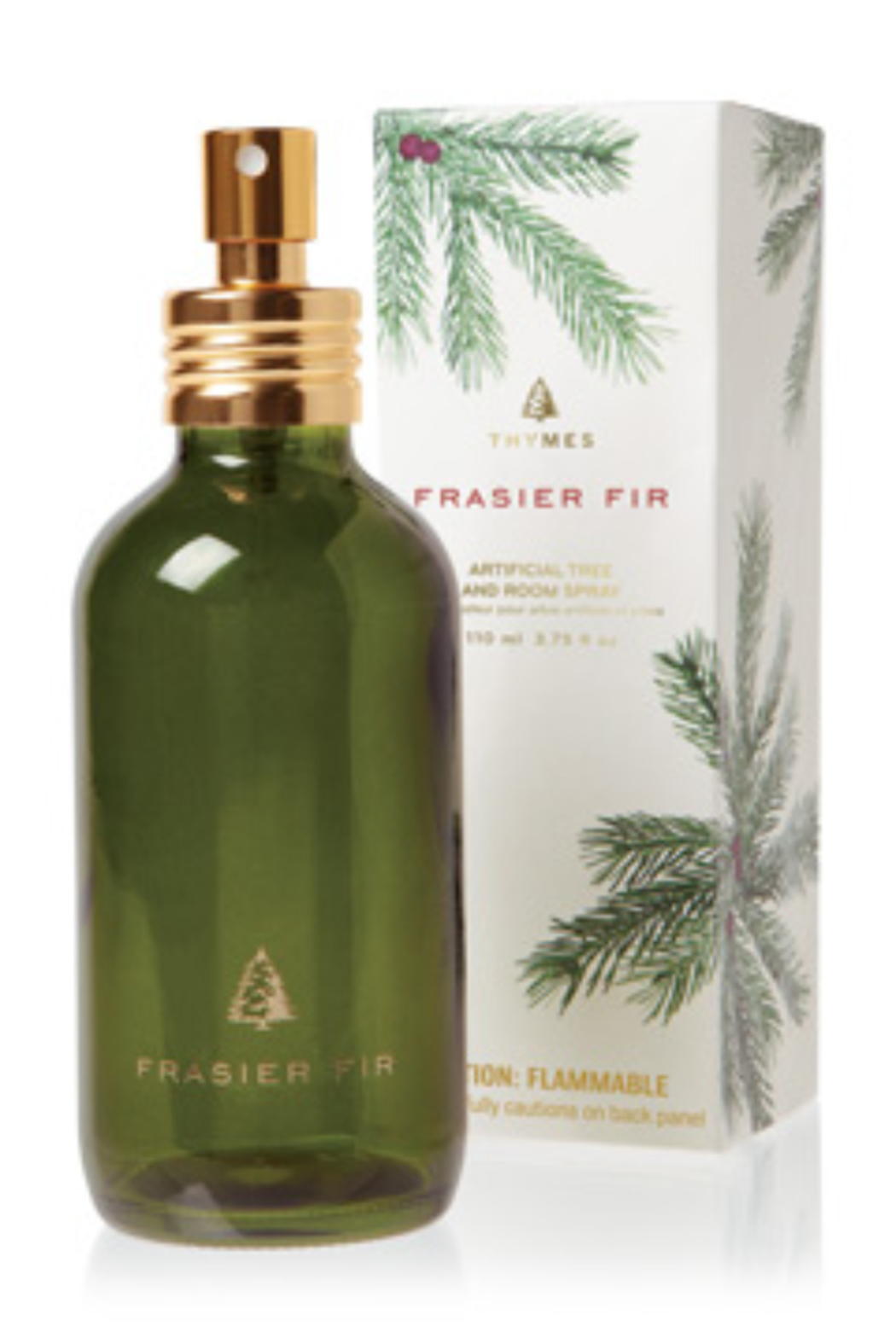 Thymes 3.75 OZ FRASIER FIR NOVELTY & ROOM SPRAY - Main Image