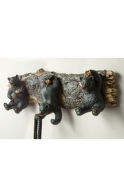 MWW 3 Bear Wall Hooks - Front cropped