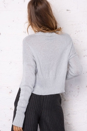 Wooden Ships 3 Button Cardigan - Back cropped