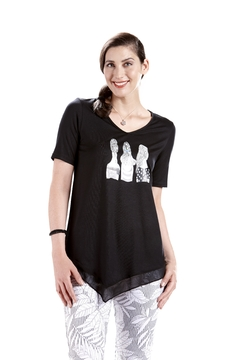 Modes Crystal Fashions 3 Girlfriend Tee - Product List Image