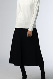 Meli by FAME 3 PANEL 25 INCH SKIRT - Product Mini Image