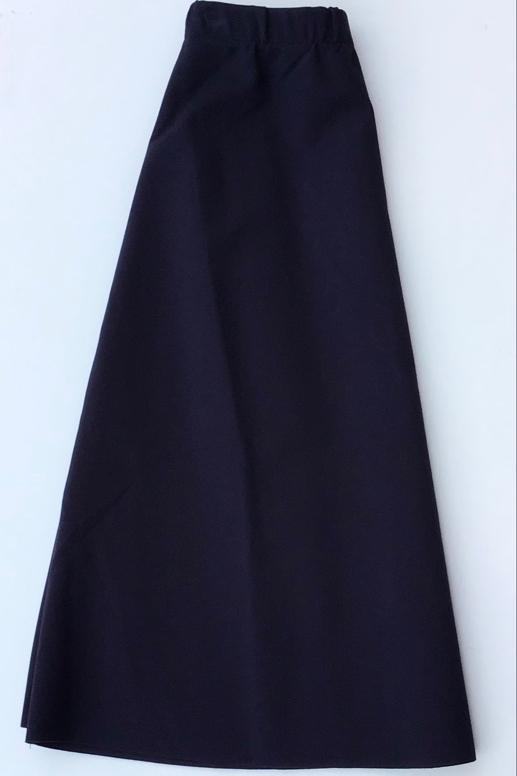Meli by FAME 3 PANEL SKIRT 23 INCH - Front Cropped Image