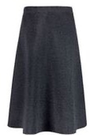 Meli by FAME 3 PANEL SKIRT 23 INCH - Front cropped