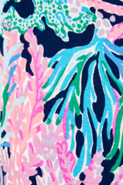 """Lilly Pulitzer  30"""" PJ Knit Pant - Back cropped"""