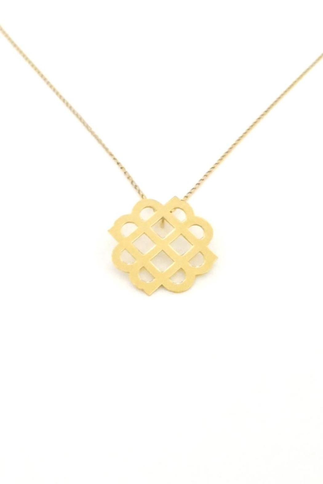 Millie Jewelry Millie Gold Necklace - Main Image