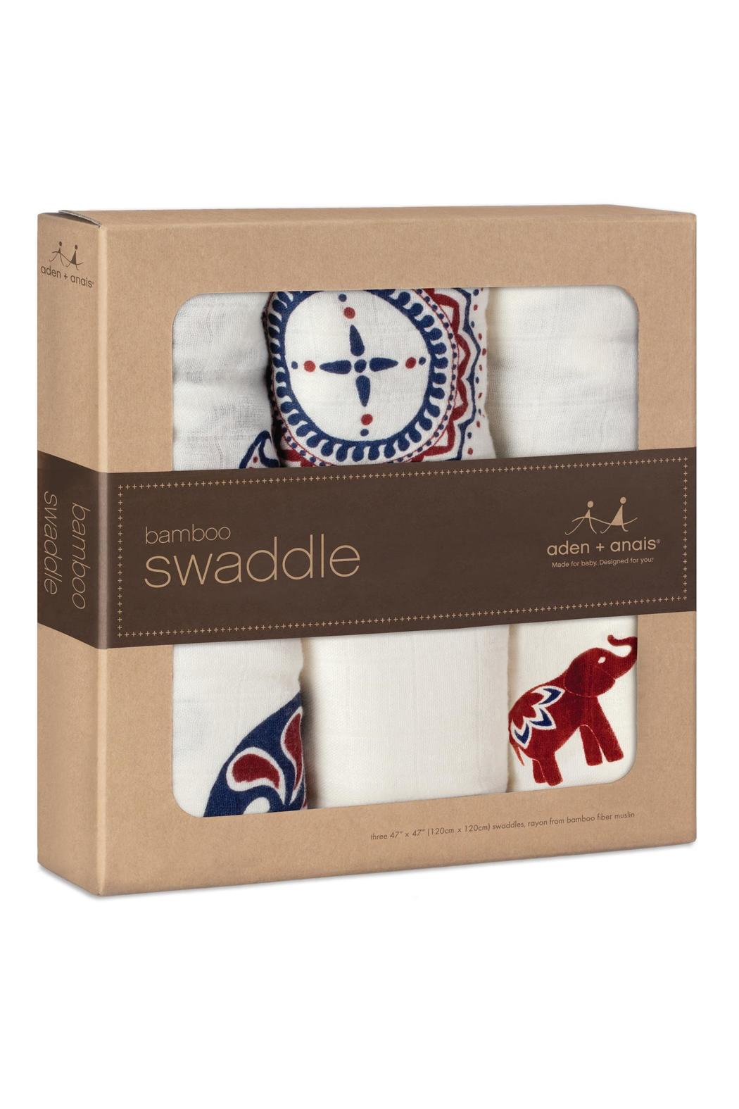 From the moment I was gifted a set of aden + anais muslin swaddle blankets at my baby
