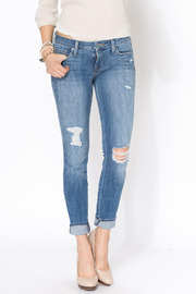Shoptiques Product: Shya Torch Torn Skinny