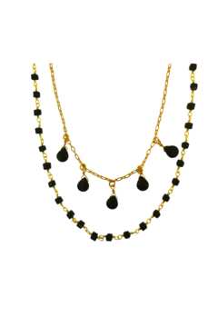 Whitley V DOUBLE STRAND NECKLACE - Product List Image