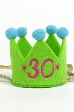 Mud Pie 30th Birthday Crown - Product List Image