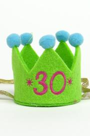 Mud Pie 30th Birthday Crown - Product Mini Image