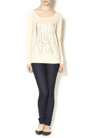 Chaser Brooklyn Baroque Raglan - Front full body