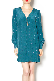 Annie Griffin Collection Long Sleeve Dot Tunic - Product Mini Image
